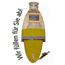 Laux 'Limoncello Likör' naturtrüb 30% vol - mit Farbstoff, in verschiedenen Flaschenformen und Mengen!