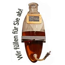 Laux 'Orangen Spirituose' mit Cognac verfeinert 40% vol, in verschiedenen Flaschenformen und Mengen!
