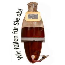 Laux 'Erdbeer Limes Likör' 16% vol - mit Farbstoff, in verschiedenen Flaschenformen und Mengen!