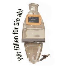 Laux 'Mandarinengeist' 40% vol, in verschiedenen Flaschenformen und Mengen!