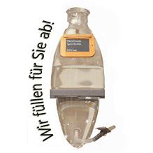 Laux 'Haselnuss Spirituose' 40% vol, in verschiedenen Flaschenformen und Mengen!