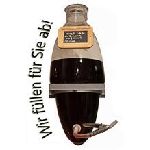 Laux 'Kirsch Likör' mit Grappa verfeinert 25 vol, in verschiedenen Flaschenformen und Mengen!