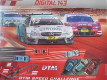 40032 Carrera Digital 143 DTM Speed Challenge