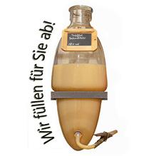 Laux 'Trüffel Sahnelikör' 18% vol, in verschiedenen Flaschenformen und Mengen!