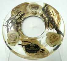 Gilde UFO Classic Mini Fairy Tale Teelichthalter 11 cm 70607-9