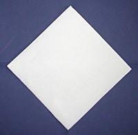 Papierservietten weiss 33x33cm 100 Stück