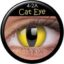 Paar Kontaktlinsen Katze/Cat Eye