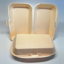 Menübox HP3 125 Stück Imbissbox Essenbox