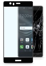 Capsule Displayschutzglas für Huawei P9 schwarz