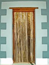 Folien-Türvorhang  ca. 2x1 m