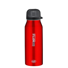 Isolierflasche isoBottle II Pure rot 0,35l