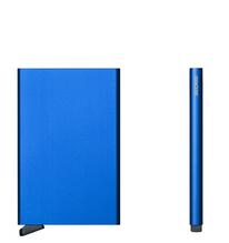 Secrid Credit Card Protector Aluminium Blue Kreditkartenbox C-Blue