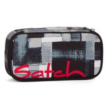 satch Schlamperbox City Fitty schwarz grau SAT-BSC-001-999