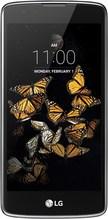 K8 LTE Smartphone schwarz/blau