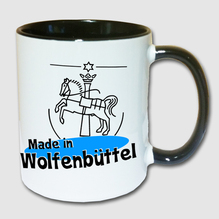 Kaffebecher - Made in Wolfenbüttel