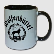 Kaffeebecher - Wolfenbüttel Retro