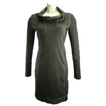 Simclan Tunika Kleid Baumwolle mit Kragen 2551-052