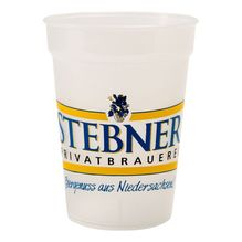STEBNER Privatbrauerei - Trinkbecher 'Burgund' - 0,3 Liter