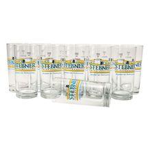 STEBNER Privatbrauerei - 9er Set - Longdrinkglas 'Amsterdam' - 0,3 Liter