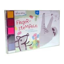 Krickel-Krakel Fingerstempeln Kreativset