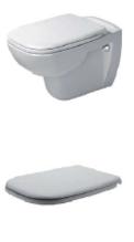 Wand-Flachspül-WC - KOMPLETT