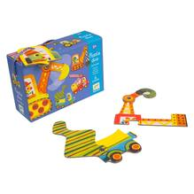 Duo Puzzle: Fahrzeuge - Djeco 8170