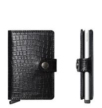 Secrid Credit Card Protector Mini Wallet Black Amazon Kreditkartenbox MA-Black