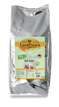 Landfleisch Softbrocken mit Ente