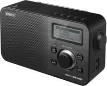 XDR-S 60 DBPB DAB Radioempfänger schwarz