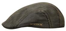 Stetson Ivy Cap flache Schirmmütze braun