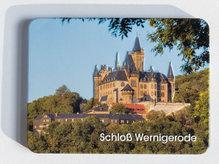 geprägter Metallmagnet - Schloss Wernigerode