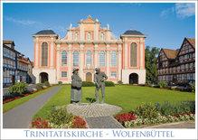 Postkarte WF Trinitatiskirche