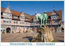 Postkarte WK Stadtmarkt
