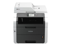 Brother MFC 9142CDN - Multifunktionsdrucker - Farbe - LED -
