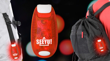 SeeYu - Neon LED Clip Flasher
