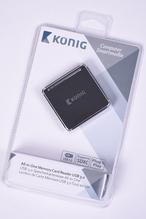 König All-in-One Memory Card Reader