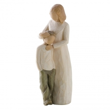 'Mother and Son' Willow Tree 26102