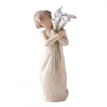 'Beautiful Wishes' Willow Tree 26246