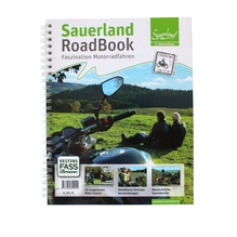 Sauerland RoadBook 'Faszination Motorradfahren'