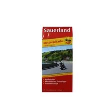 Motorradkarte 'Sauerland'