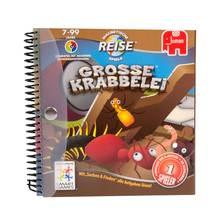 Reisespiel- Große Krabbelei