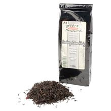 Cranberry-Zitrone-Honig Tee - Aromatisierte Schwarztee/-Früchtetee-Mischung 100g - Stebi`s Feinkost Manufaktur Tee No.3