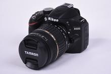 Nikon 3200 Kit mit Tamron 3,5-6,3/18-200 inkl. Tasche, Filter &16 GB SD Karte