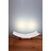 Tiziano Schale Imola creme, L: 37 cm, B: 19 cm