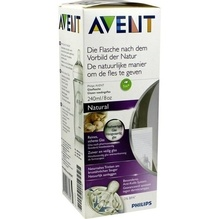 Avent Flasche 240 ml Glas Naturnah 1 St