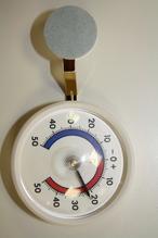 Fenster Außenthermometer