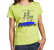 Kinder T-Shirt - Made in Wolfenbüttel