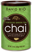 Tortoise Green Tea Chai (398 g)