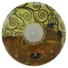 Gilde Teelichthalter Dreamlight The Kiss 70629-1