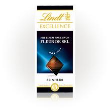 Lindt 'Excellence Fleur de Sel' (Aktion), 100g